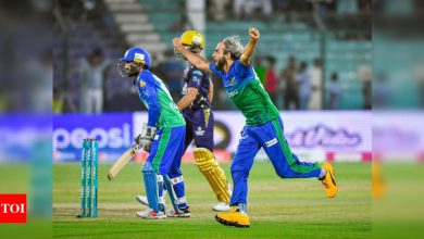 PCB may host remaining matches of postponed-PSL in UAE | Cricket News - Times of India
