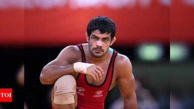 Wrestler murder: Olympian Sushil Kumar still missing | Delhi News - Times of India