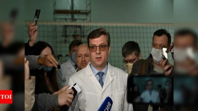 Missing Siberian doctor who treated Kremlin critic Navalny reappears after 3 days - Times of India