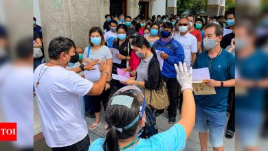 Indian virus variant found in Thai travelers from Pakistan - Times of India