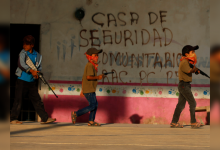 Mexican villages arm children in desperate bid for attention - Times of India