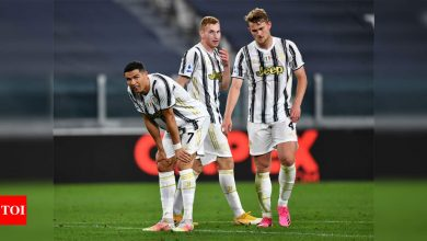 Juventus face Serie A expulsion if still in Super League, says federation head | Football News - Times of India