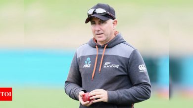 Kiwi players likely to depart for UK from Maldives this weekend, says Gary Stead | Cricket News - Times of India