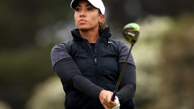 Cheyenne Woods, Tiger's niece, got a 'little angry' before dominating US Open qualifier