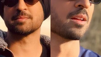 Pictures that prove Diljit Dosanjh is addicted to quirky sunglasses
