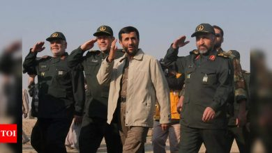 Iran state TV says Ahmadinejad will run in presidential race - Times of India
