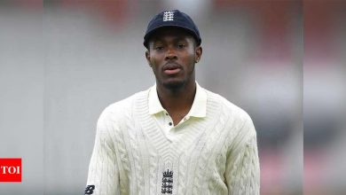 Jofra Archer poised for first class comeback with Sussex | Cricket News - Times of India