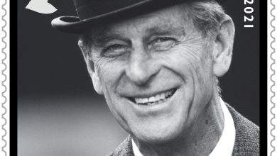 The Royal Mail will issue four new stamps in memory of Prince Philip, Duke of Edinburgh