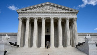 Justices Consider Hearing a Case on Racial Slurs in the Workplace