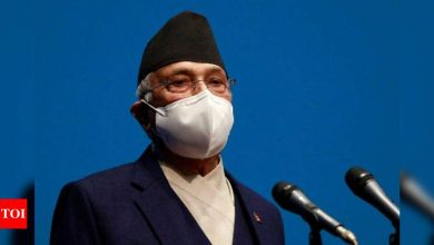 Formation of alternative govt not possible, says Nepali Congress - Times of India