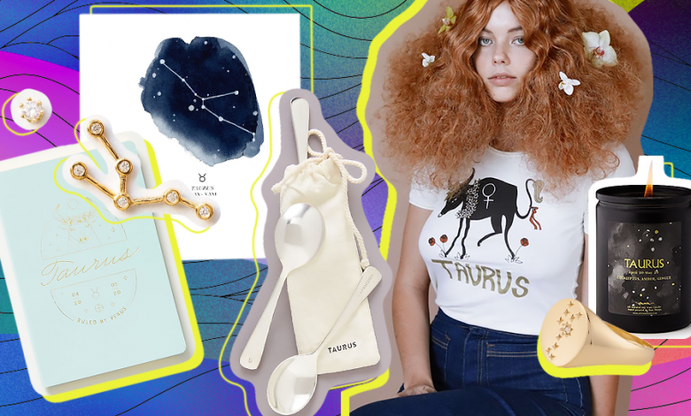 The Best Taurus-Themed Gifts Perfect for Your Favorite Astrology Lover