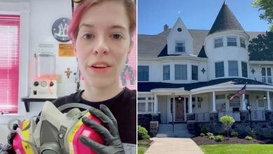 Mortician spills macabre details of working with dead bodies on TikTok
