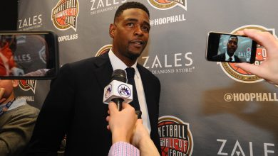 Chris Webber out at TNT on eve of NBA playoffs