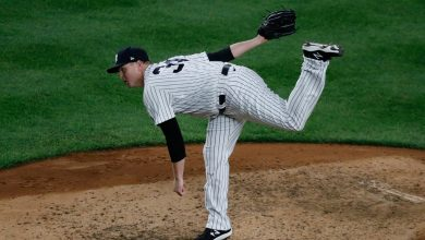 Yankees' Justin Wilson takes step backward in rough Rays outing