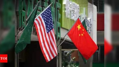 China accuses US of 'coercive diplomacy' after trade remarks - Times of India