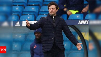 Interim boss Mason open to staying at Spurs in coaching role | Football News - Times of India