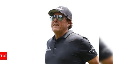Mickelson accepts special exemption to play in US Open   Golf News - Times of India