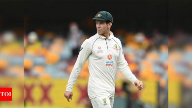 I certainly wasn't making any excuse: Tim Paine after facing backlash on 'sideshow' comments   Cricket News - Times of India