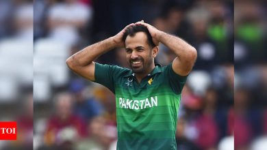 No other league can compete with IPL, it's at different level: Wahab Riaz | Cricket News - Times of India