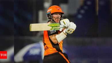 IPL 2021: Australian contingent in Maldives to land back home on Monday | Cricket News - Times of India