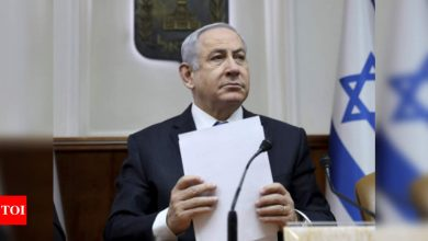 Military campaign at full force, will take time: Israeli PM - Times of India