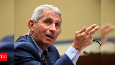 Anthony Fauci says pandemic exposed 'undeniable effects of racism' - Times of India