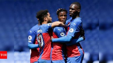 EPL: Crystal Palace strike late to sink Aston Villa 3-2 in thrilling clash | Football News - Times of India