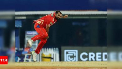 Reproducing good form of last six months will be enough for great English Summer: Mohammed Shami | Cricket News - Times of India