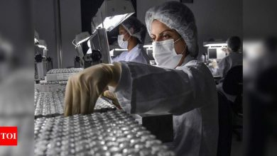G7 urged to donate 'emergency' supplies to vaccine-sharing scheme - Times of India