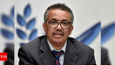 WHO chief calls on vaccine makers to advance doses for Covax - Times of India