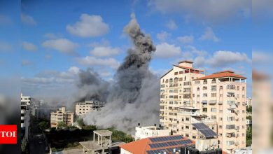 Explainer: Are Israel, Hamas committing war crimes in Gaza? - Times of India