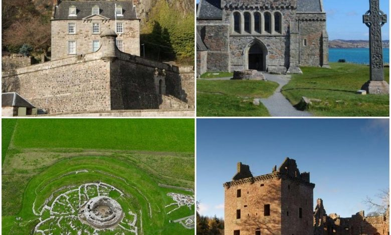 Further reopening dates announced for castles, abbeys andhistoric houses across Scotland