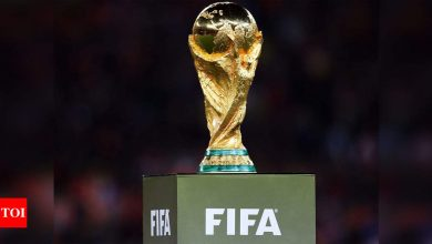 Biennial World Cup on agenda at FIFA Congress | Football News - Times of India