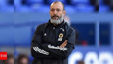Coach Espirito Santo to leave Wolves at the end of the season | Football News - Times of India