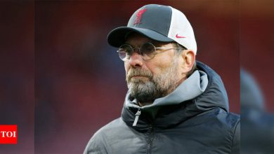 Klopp counting on experience of final day stress to seal top-four spot | Football News - Times of India