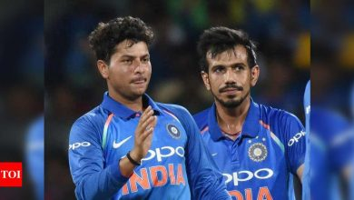 Kuldeep and I could play together until Pandya was around: Chahal | Cricket News - Times of India