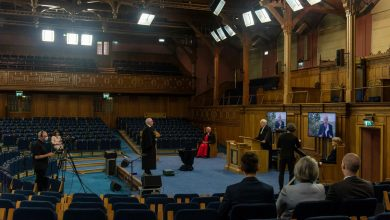 Church of Scotland General Assembly opens today with most logging on from home