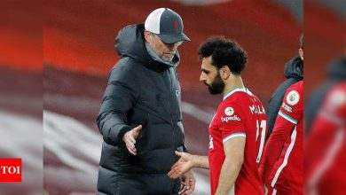Mohamed Salah's 'greed' for goals helped Liverpool: Juergen Klopp | Football News - Times of India