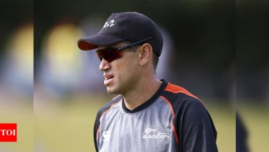 WTC final: Team India will be more conditioned due to IPL suspension, says Ross Taylor | Cricket News - Times of India