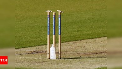 Driven by young women, 'cricket' set to get a ground in Barcelona   Cricket News - Times of India