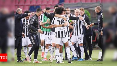 Juventus and AC Milan qualify for Champions League, Napoli miss out | Football News - Times of India