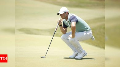 Rory McIlroy has 'a ways to go with everything' after PGA flop   Golf News - Times of India