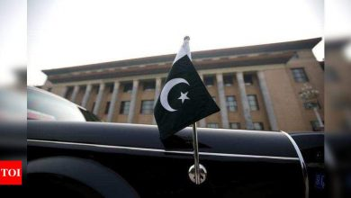 Pakistan asks 12 Indian High Commission officials and families to quarantine after positive case in embassy - Times of India