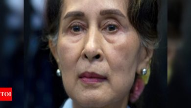 Myanmar's Suu Kyi defiant in first comments since coup - Times of India