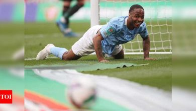 I am nowhere near the level I know I can be: Raheem Sterling | Football News - Times of India