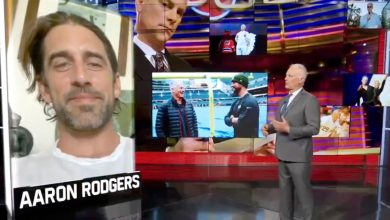 Kenny Mayne ends 'SportsCenter' career with a hilarious 'f–k you' to Aaron Rodgers