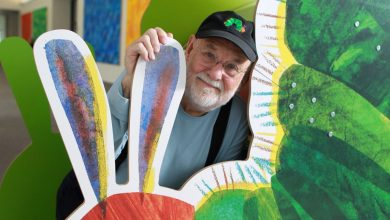 'The Very Hungry Caterpillar' Author Eric Carle Has Died at 91