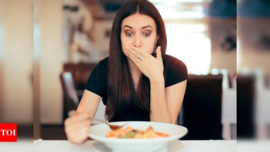 5 ways overeating can adversely affect your health - Times of India