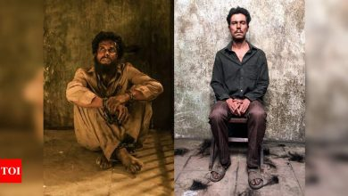5 years of 'Sarbjit': Randeep Hooda gives a glimpse of his transformation with these BTS pictures - Times of India