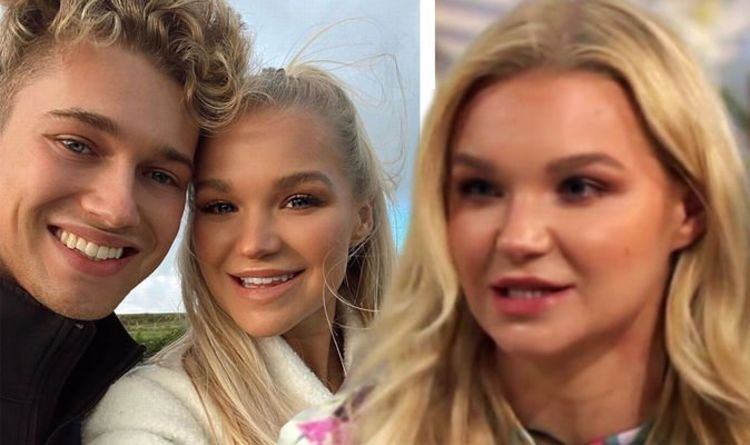 AJ Pritchard's girlfriend Abbie Quinnen received 'horrible' abuse online over burns